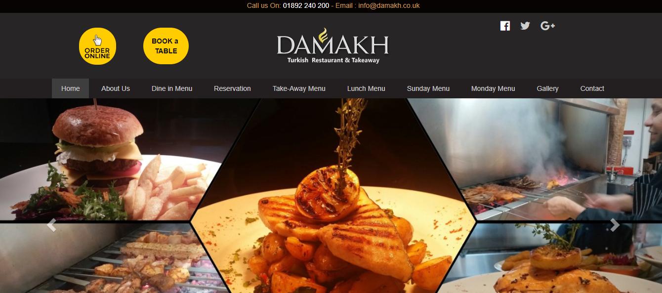 Damakh Restaurant