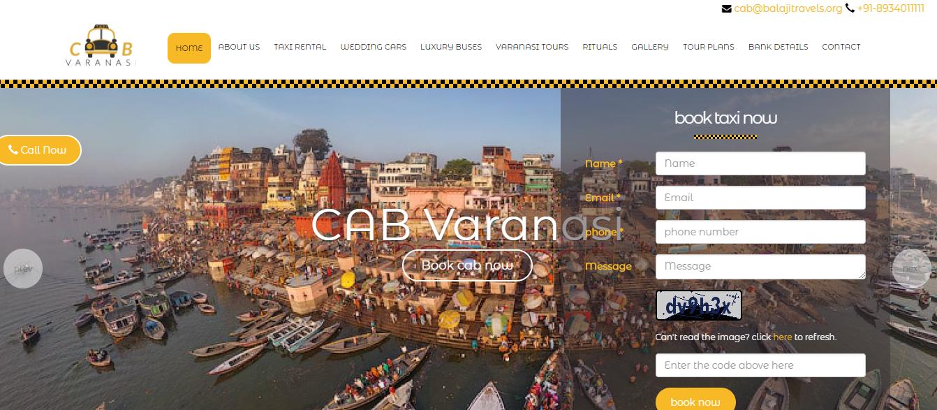 Cab Varanasi