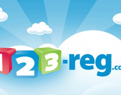 How to Change Name Servers with 123-reg.co.uk